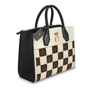 Authentic Louis Vuitton City Steamer Damier